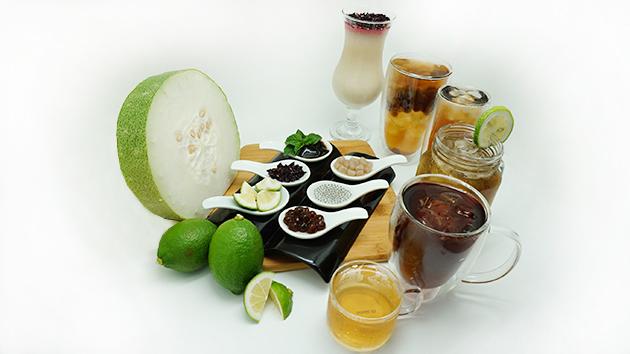Blend Preserved White Gourd Drink 3