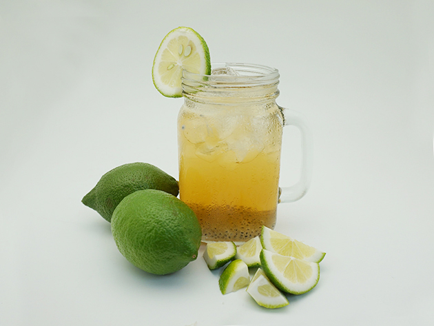 Preserved White Gourd Drink with Lemon 3